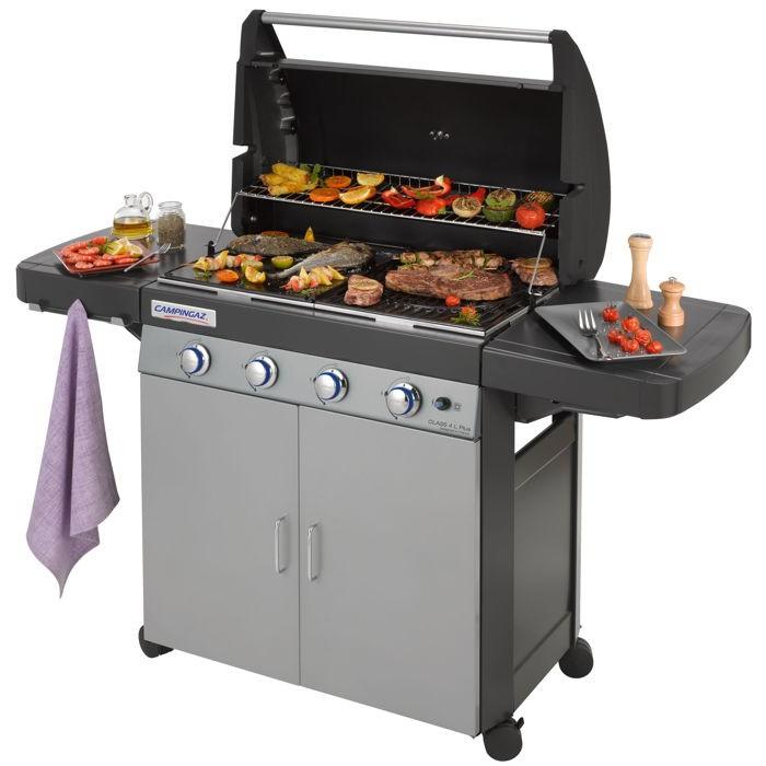 Barbecue à gaz Campingaz Class 4 L Plus 4 brûleurs