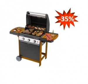 Réduction Barbecue CAMPINGAZ Othello Woody 3 L