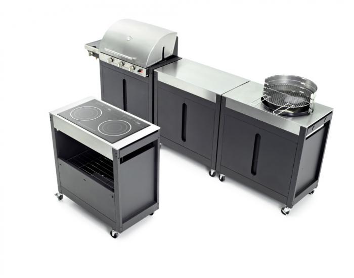 barbecook brahma cr ez votre cuisine d ext rieur modulable. Black Bedroom Furniture Sets. Home Design Ideas