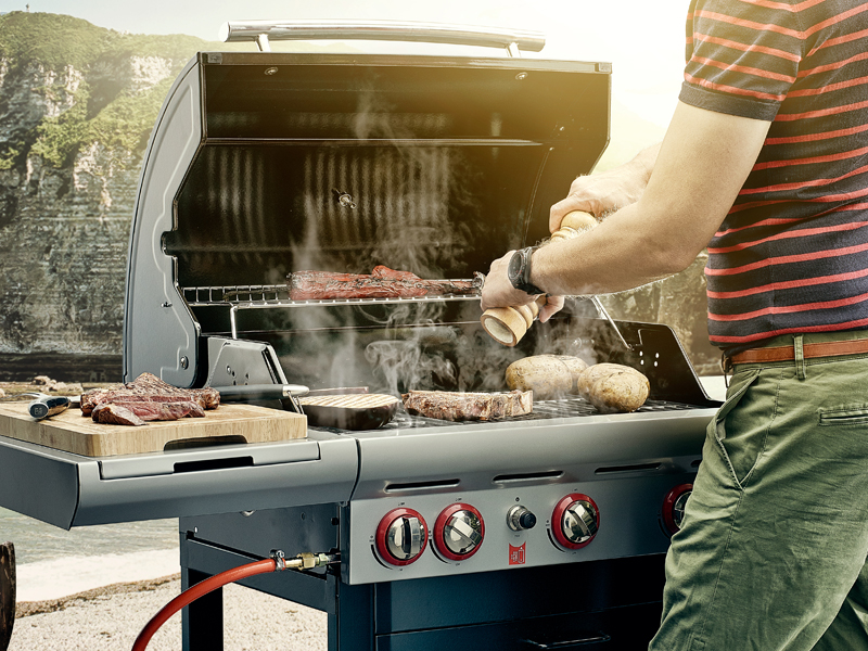 Barbecue à gaz Barbecook Spring